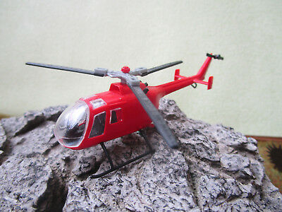 Spur N Hubschrauber -Revell- Helicopter Rot Top