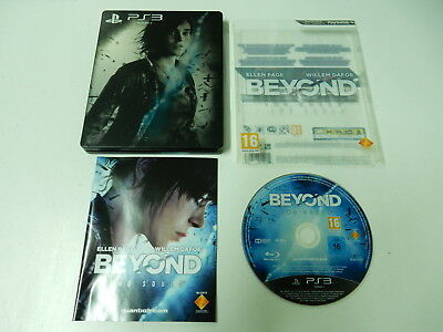 Beyond Two Souls - Special Edition für PS3 - Playstation 3 - CIB - Komplett !