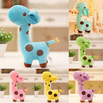 Plush Giraffe Toys Animal Dear Doll Kids Baby Birthday Bag Fillers Novelty