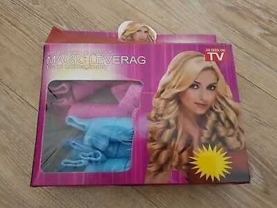 Magic Lockenwickler Hair Curler