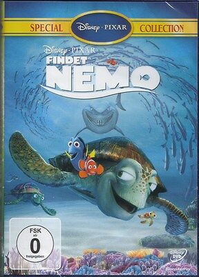 DVD FINDET NEMO (Special Collection) # Disney / Pixar ++NEU