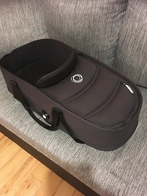 bugaboo bee carrycot with adapters.