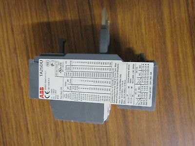 ABB Thermal Overload relay, NO/NC 1-1.4A, 1.4A, 2.2W - TA25 - ABB 4459226