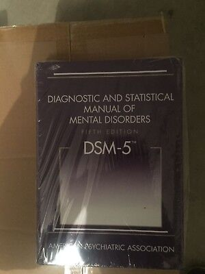 Hardcover Diagnostic and Statistical Manual of Mental Disorders DSM-5