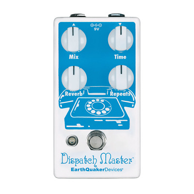 EarthQuaker Devices Dispatch Master Delay & Reverb V3