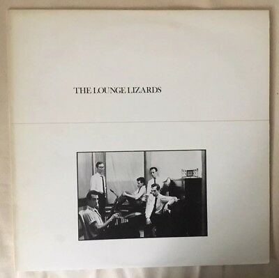 The Lounce Lizards ,, Expanded Music ,, Vinyl