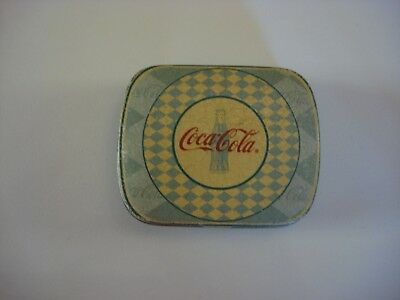 Coca Cola Metal Tin - Pill Box