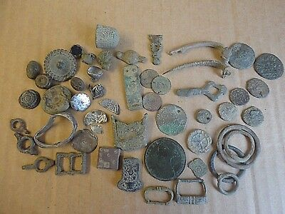 metal detecting finds