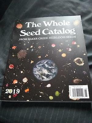 The Whole Seed Catalog From Baker Creek Heirloom Seeds