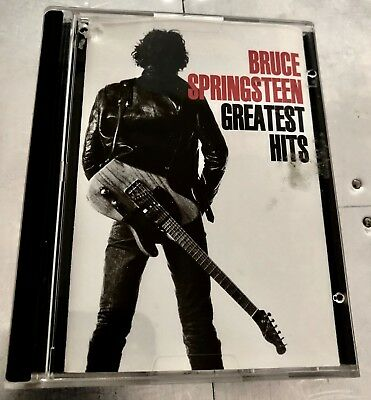 Bruce Springsteen Greatest Hits Minidisc Great Condition