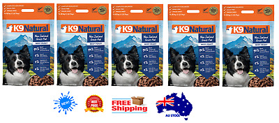 NEW - K9 Natural Beef Feast 3.6kg which makes 14.4kg - BEST PRICE