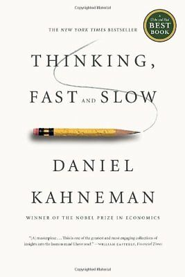 Thinking, Fast and Slow Paperback – Apr 2 2013