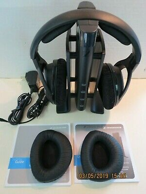 Sennheiser RS 170 Digital Wireless Headphones Excellent condition. Lightly used.