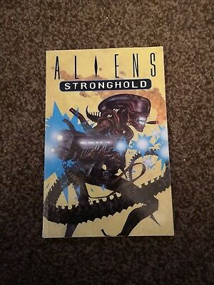 Aliens Stronghold Comic