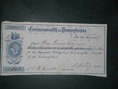 Commonwealth of Penn. 1865.
