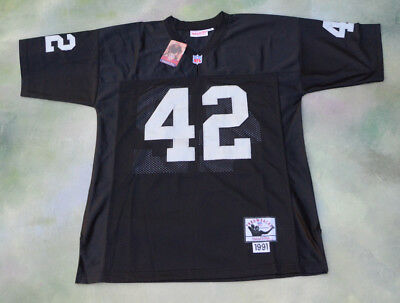 the latest 78591 3f71f VINTAGE CHAMPION RONNIE LOTT No. 42 OAKLAND RAIDERS (Size 40 ...