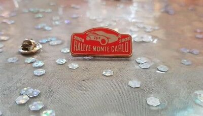 Pin's Rallye Monte-Carlo 2008 / Car Monaco 2008 Pin Badge A.c.m.