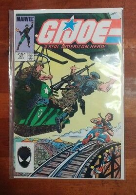 G.I. Joe, A Real American Hero #37 (Jul 1985, Marvel)