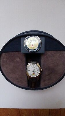 Citizen Womens Eco-drive Mickey Mouse Watch Rare