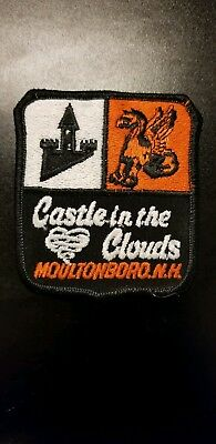 Castle in The Clouds Historical Museum, New Hampshire Souvenir Patch