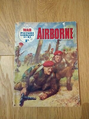 WAR PICTURE LIBRARY No21 1959 Original Comic Book