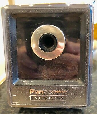 Panasonic Auto-Stop Electric Pencil Sharpener KP-77