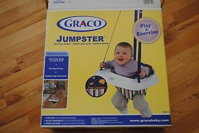 GRACO Baby Jumpster ~  Doorway Jumper for Door Jambs