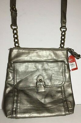 Relic by Fossil Cross Body Purse Handbag Abby Style With Gold Hardware NWT   54 f117ad2bab36e