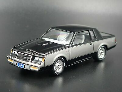 Buick Regal T Type >> 1987 87 Buick Regal T Type Rare 1 64 Scale Limited Collectible Diecast Model Car