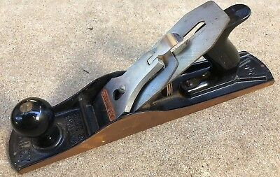 Stanley No 5 Wood Plane Made In England
