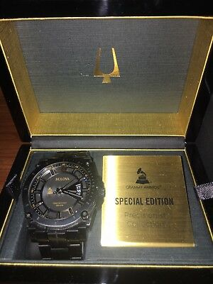 Mens Bulova Special Edition Grammy Awards Watch