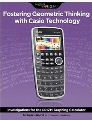 Casio PRIZM Calculator Graphing Workbook Fostering Geometric Thinking