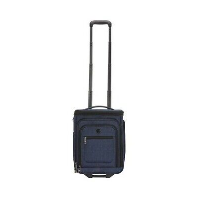 "Travelers Club Unisex  17"" Top Expandable Softside Rolling Underseater"