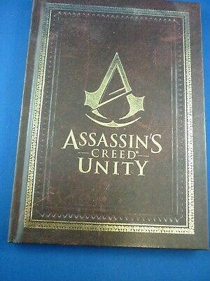 The ART of ASSASSIN'S CREED UNITY ( Hardcover Book ) Like New.