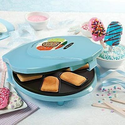 "Bella Housewares 8"" Cakesicle Maker 13643 New in Box Ready in Minutes Non Stick"