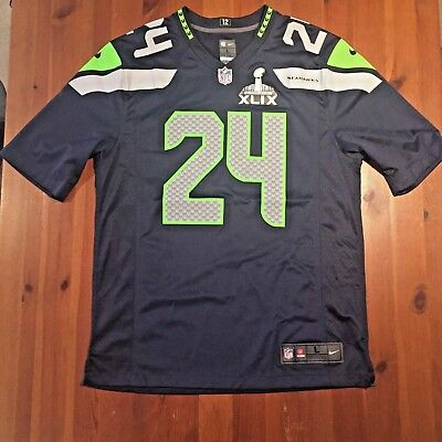 b06449e387f coupon code for nike seattle seahawks 24 marshawn lynch 2015 super bowl  xlix green game jersey 4cc69 05d9f