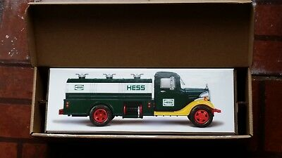 TWO 2018 HESS TOY TRUCK COLLECTOR'S LIMITED EDITION 85th RV WITH ATV & MOTORBIKE