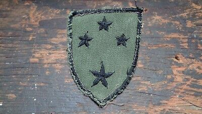 Vietnam vintage 23rd Infantry Division AMERICAL subdued patch Theater made