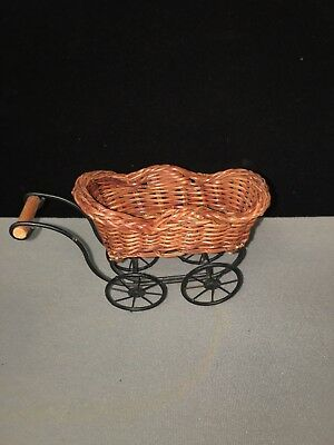 Doll Carriage Miniature