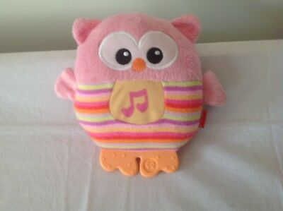 Fisher-Price Musical Owl with light