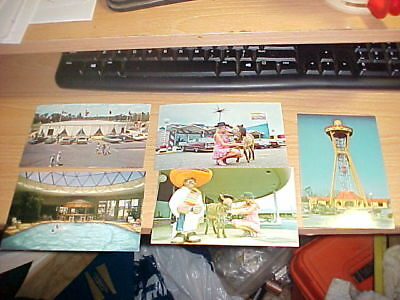 11 different Postcards~Circus Mexicanus~South Border SOB ~I95~Dillon SC POOL +++