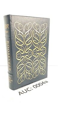 Easton Press Roosevelt, The Lion and the Fox Volume 1 James MacGregor Burns
