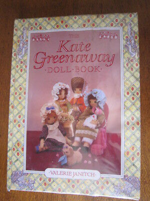 Kate Greenaway Doll Book. Lots Dolls, Their Clothing  & Furniture To Make.