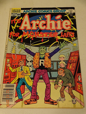 Archie Comics #326  Fn+ Early Appear. Cheryl Blossom