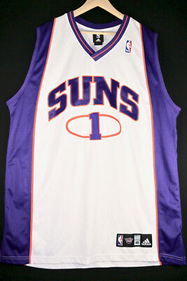 NEW Adidas Authentic Stoudamire SUNS Trikot XL 48 NBA Basketball Jersey Nash