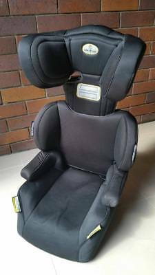 Infasecure Booster Seat CS5410 4-8yo black in VGC