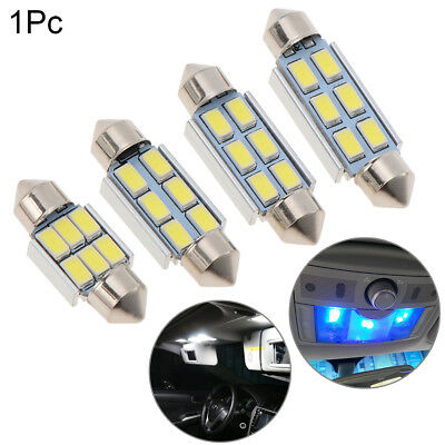 31mm 36mm 39mm 41mm Dome lamps License Plate Light Interior Reading  Bulbs
