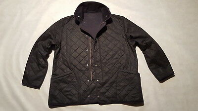 BARBOUR DURACOTTON POLARQUILT JKT - size: XL  men's jacket
