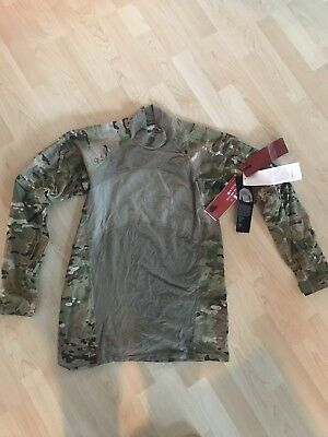US Army OCP Multicam ACS Massif Tactical Outdoor ISAF Combat shirt Large