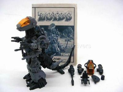 Zoids Zoid Vintage OER 1985 Trooperzoid 100% Complete+ Upgrade pack + Copy Sheet